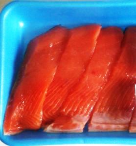 コストコ生秋鮭