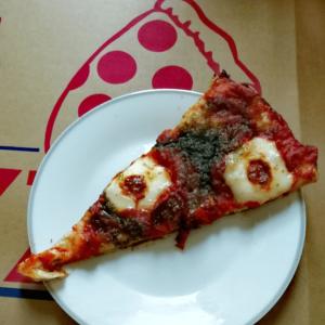 コストコ マルゲリータピザ ホールピザ
