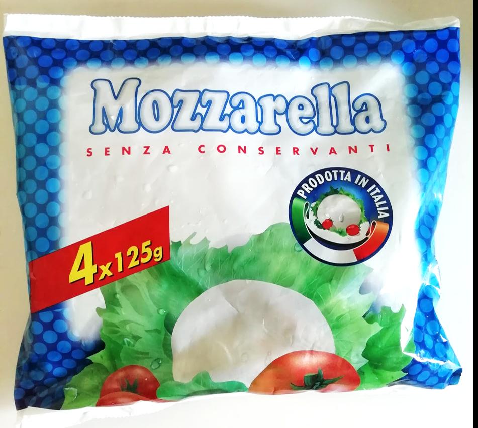 カステーリフレッシュモッツァレラチーズ