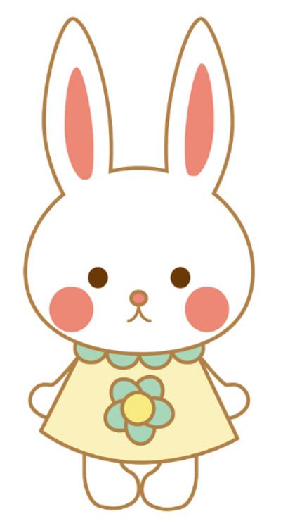 シルバニアファミリーショコラウサギのお姉さん