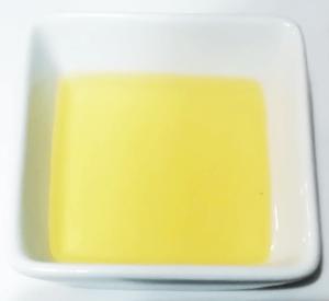 コストコ美酢マンゴー味の色 (1)